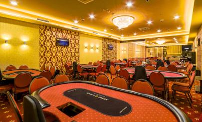 KAJOT Poker Brno Olympia s